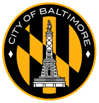 Baltimore City logo