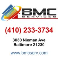 BMC Services - Plumbing & HVAC Contractors, Baltimore MD