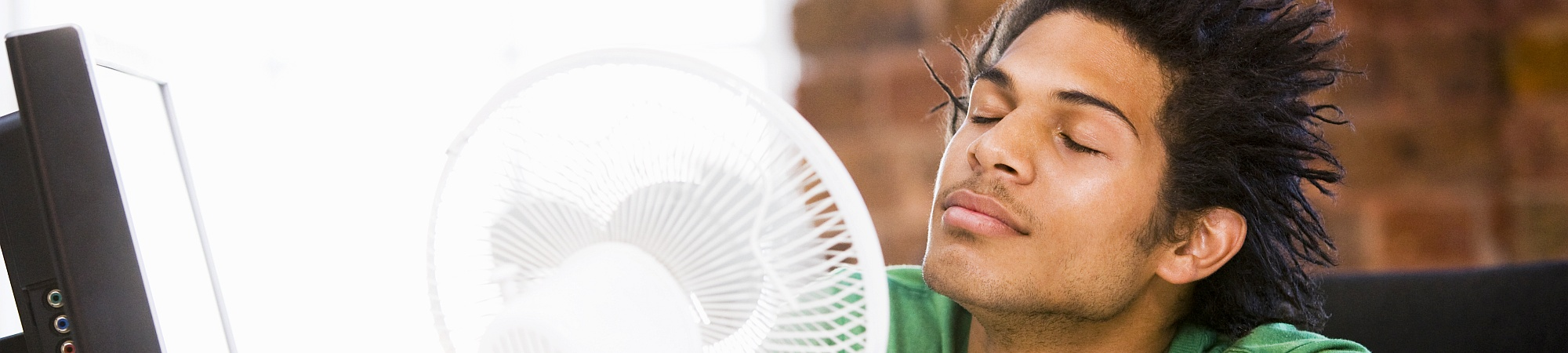 Our professional HVAC services will keep you cool and productive